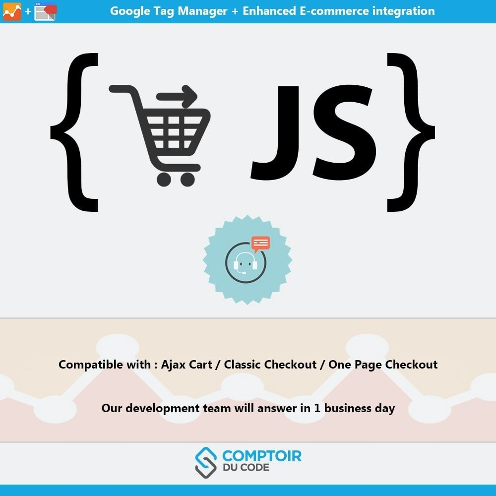 module - Статистика и анализ - Google Tag Manager Enhanced Ecommerce (UA) - PRO - 7
