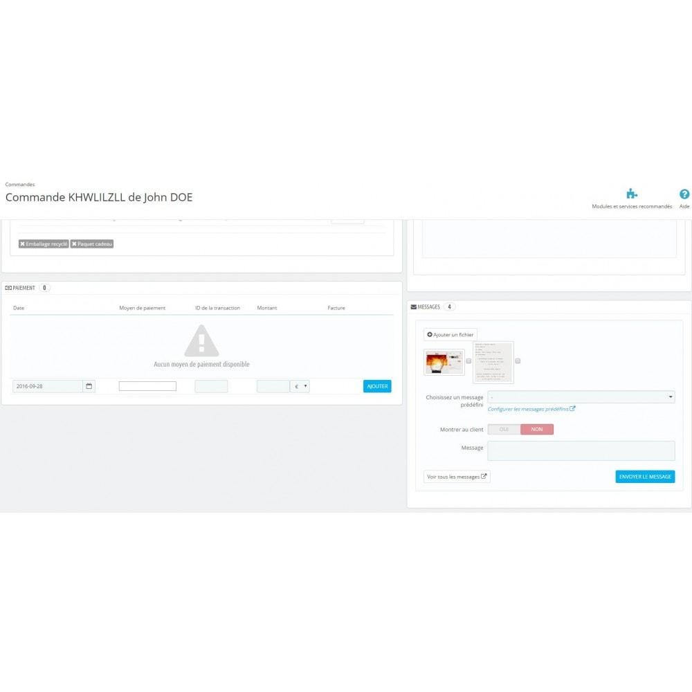 module - Service Client - Fichiers Joints - 3