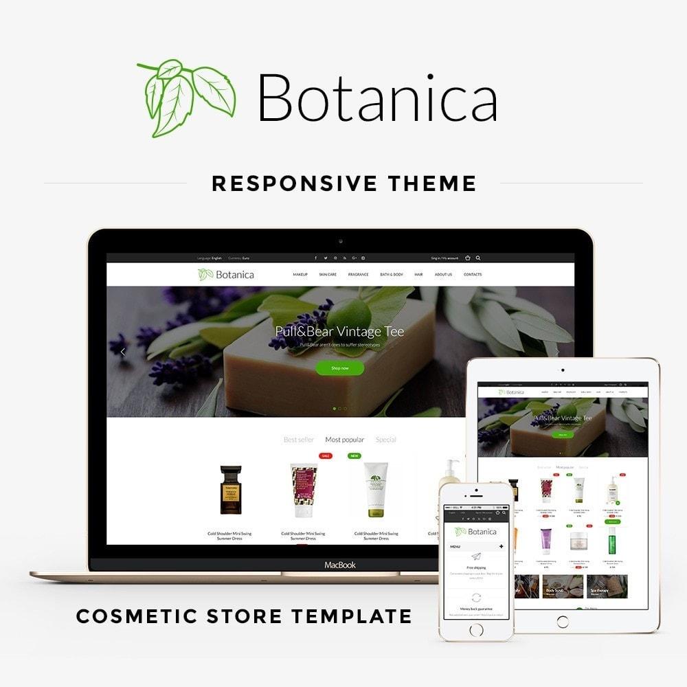 theme - Здоровье и красота - Botanica Cosmetics - 1