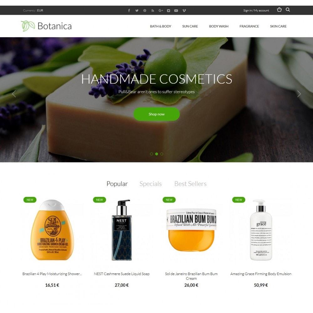 theme - Здоровье и красота - Botanica Cosmetics - 2