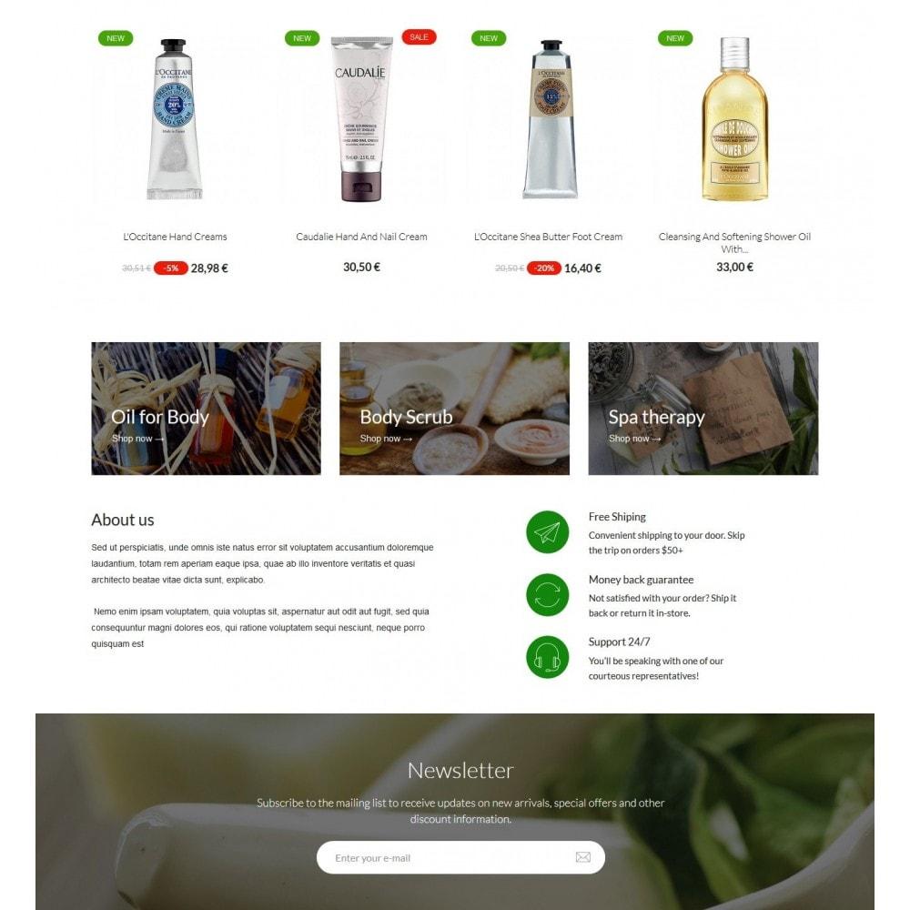 theme - Gesundheit & Schönheit - Botanica Cosmetics - 3