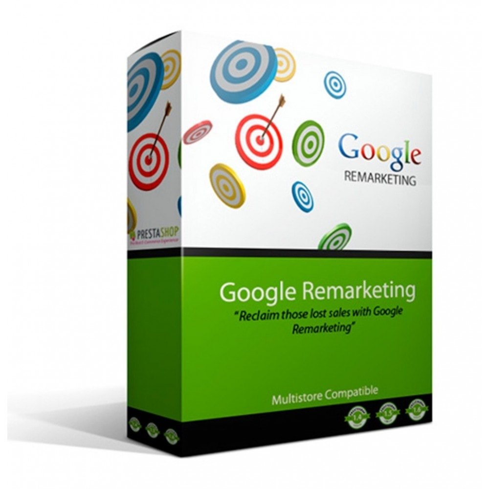 module - Remarketing & Carrelli abbandonati - Google Remarketing Tag Integration - 1