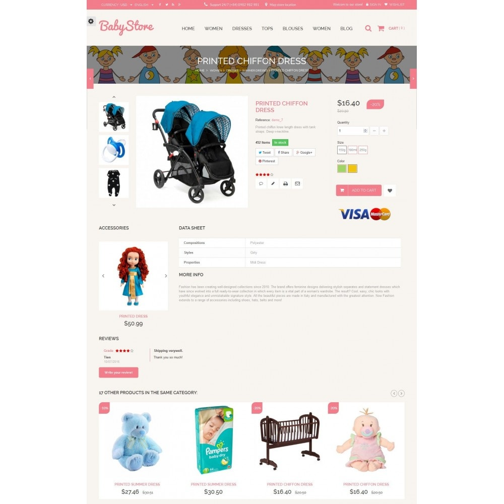 theme - Niños y Juguetes - Smart Baby And Kids Store - 7