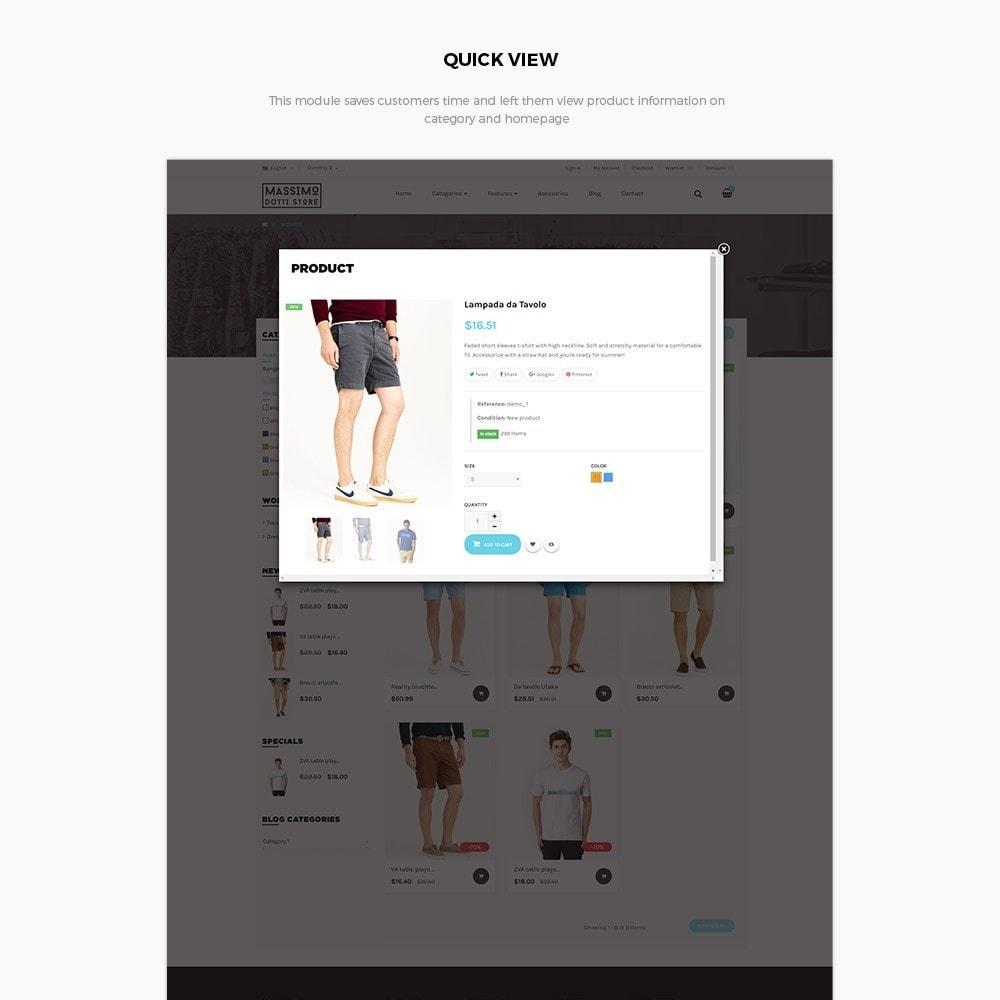theme - Fashion & Shoes - Leo Massimo - 5