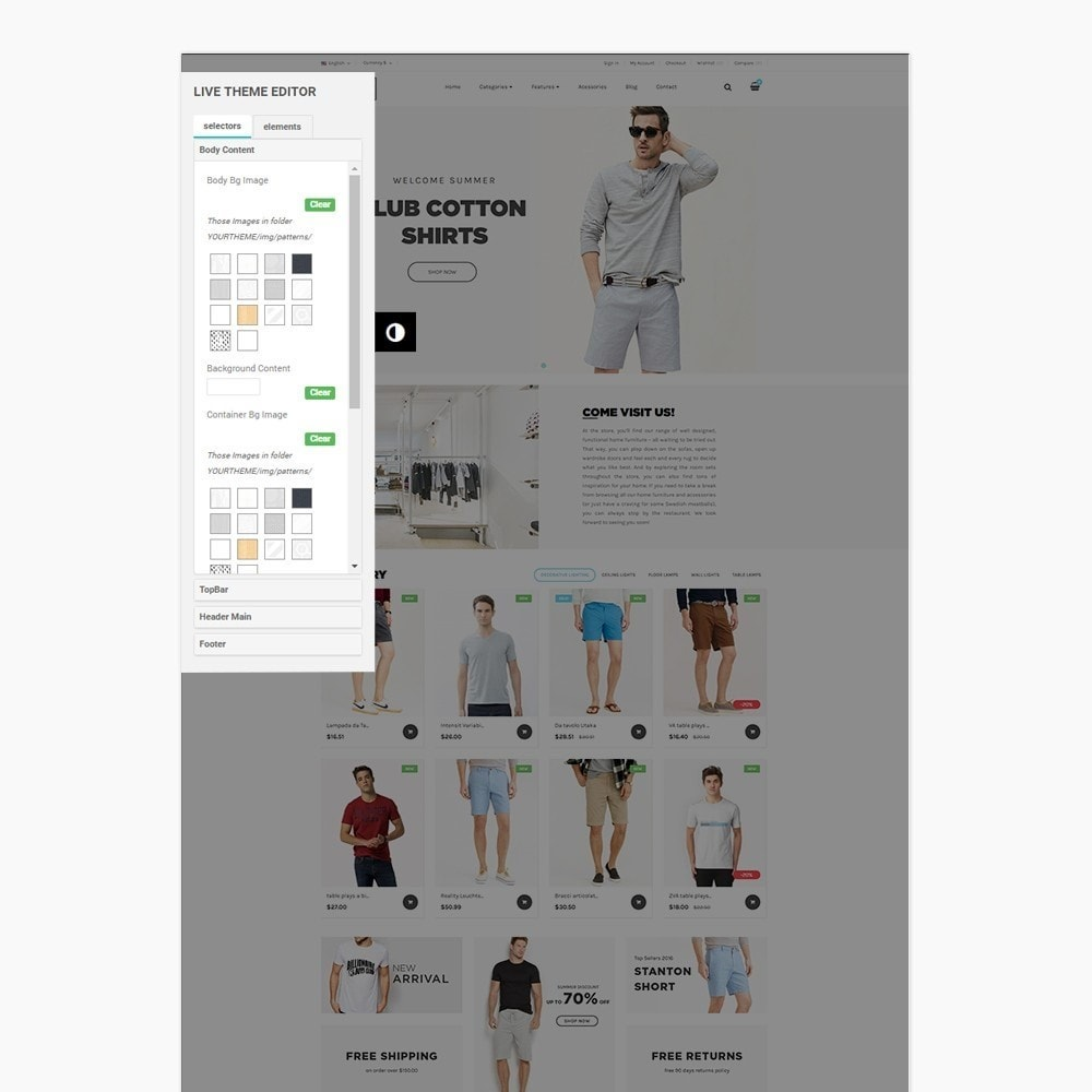 theme - Fashion & Shoes - Leo Massimo - 6