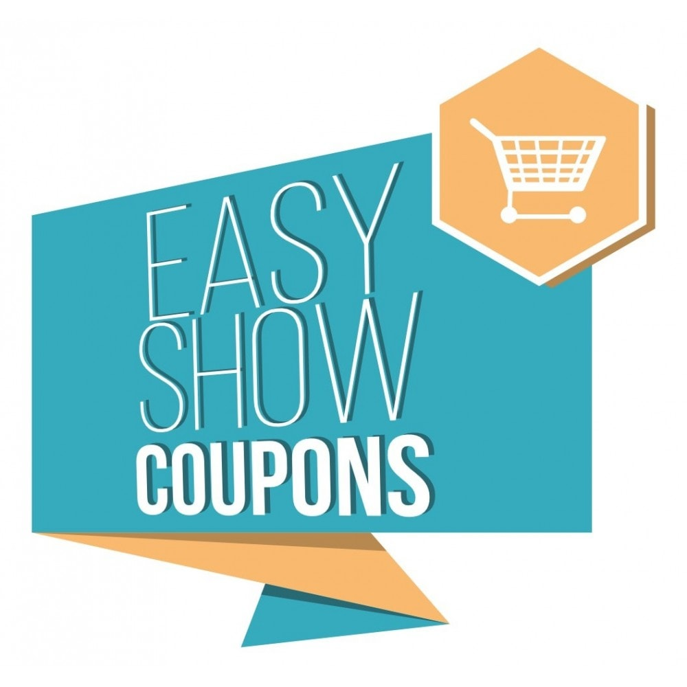 module - Social Rewards & Coupons - Easy Show Coupons - 1