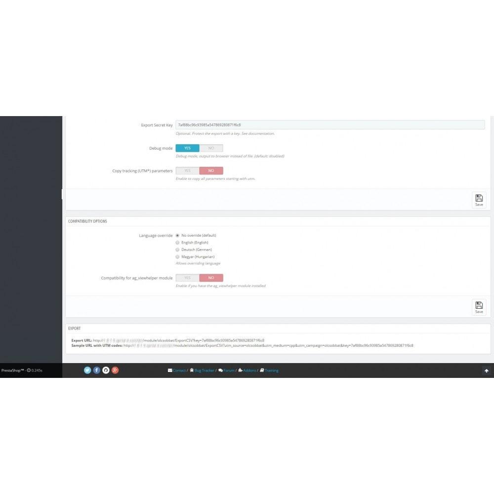 module - Сравнение цен - Olcsobbat Product Feed - 1