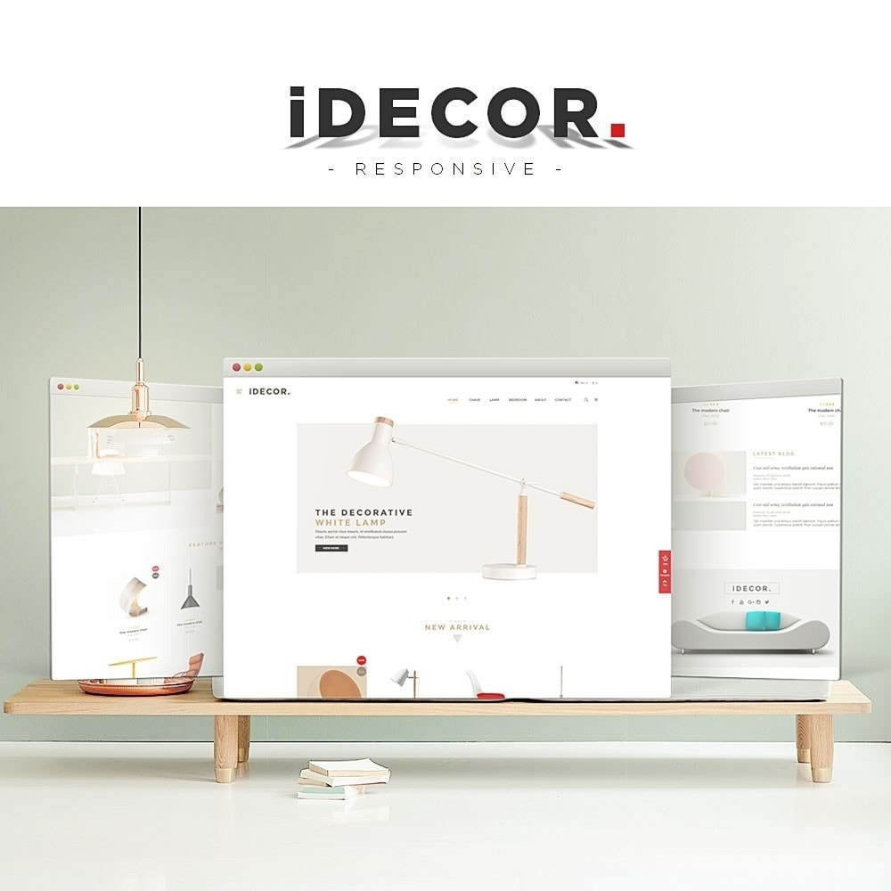 theme - Дом и сад - Idecor Furniture - 1