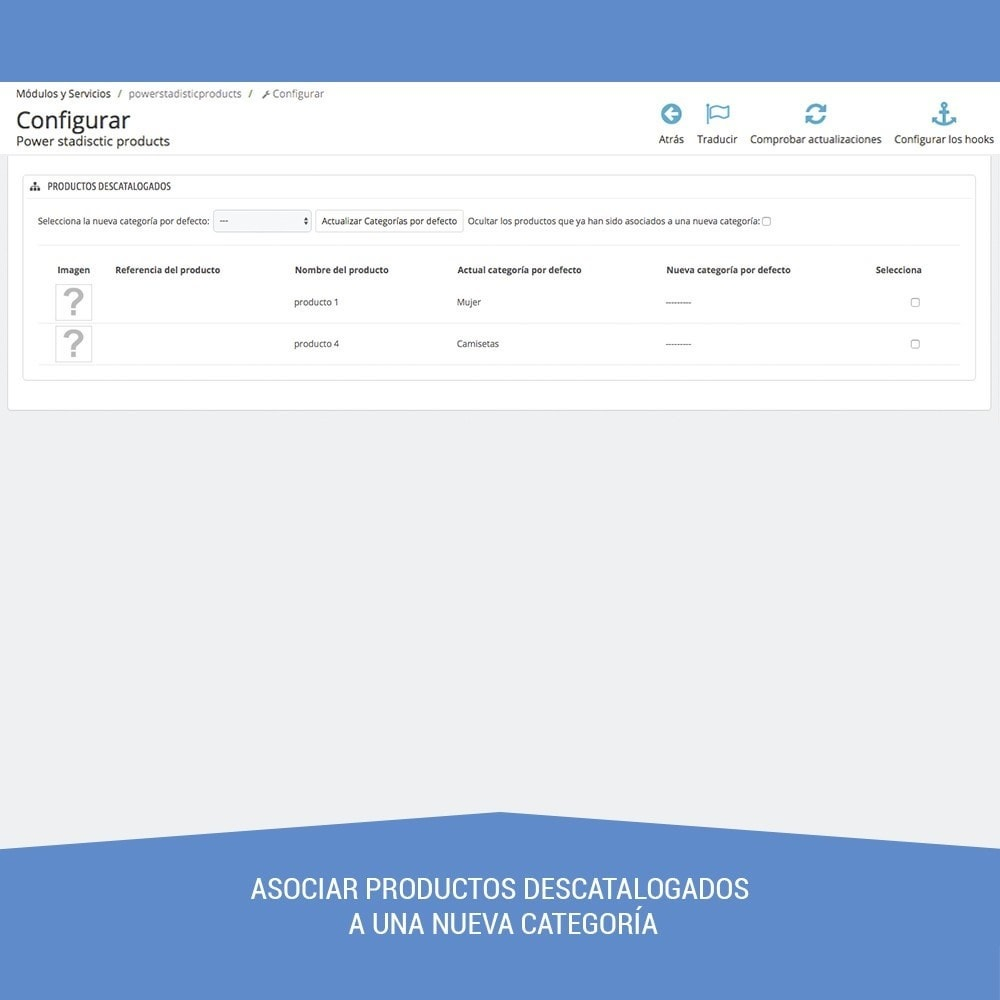 module - Informes y Estadísticas - Power Estadisticas - Informes de venta predicciones - 4