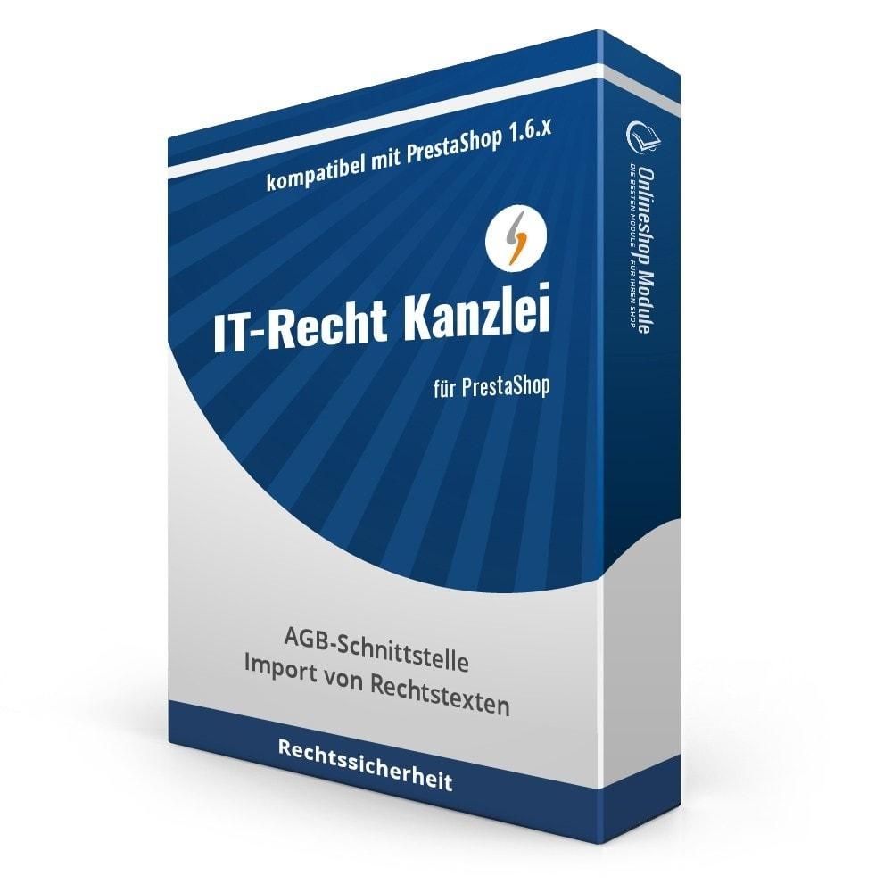 module - Администрация - IT-Recht Kanzlei - 1