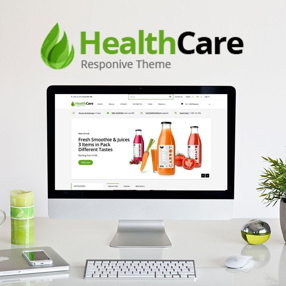 theme - Здоровье и красота - Health Care - 1