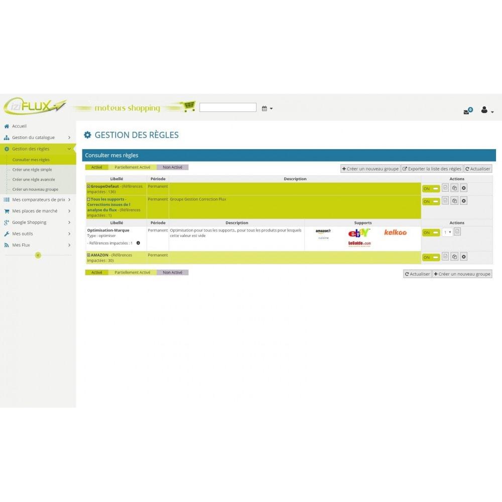 module - Marketplaces - IziFlux - 3