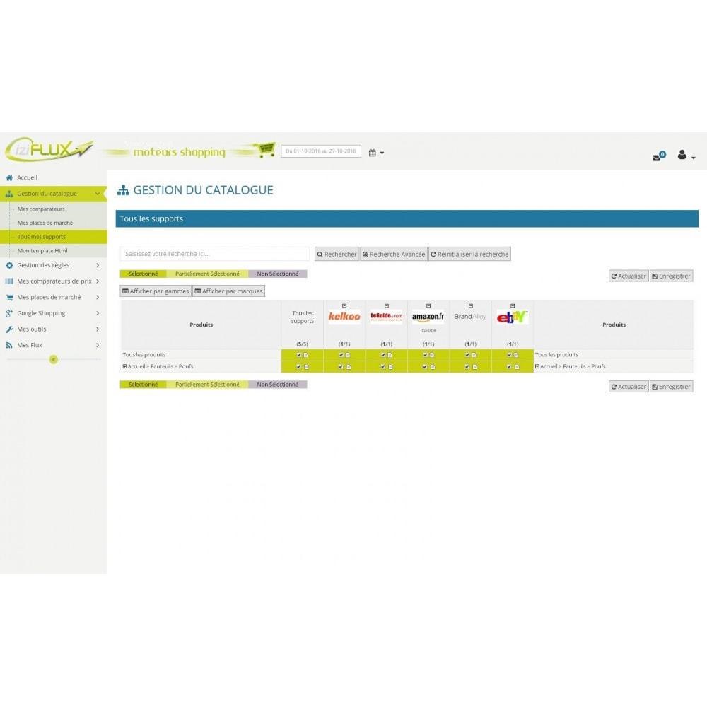module - Marketplaces - IziFlux - 6