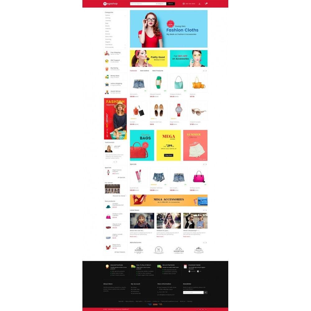 theme - Moda & Calçados - Mega Fashion Store - 3
