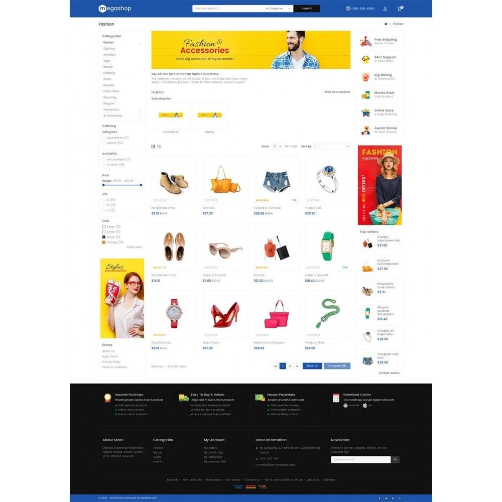 theme - Moda & Calçados - Mega Fashion Store - 4