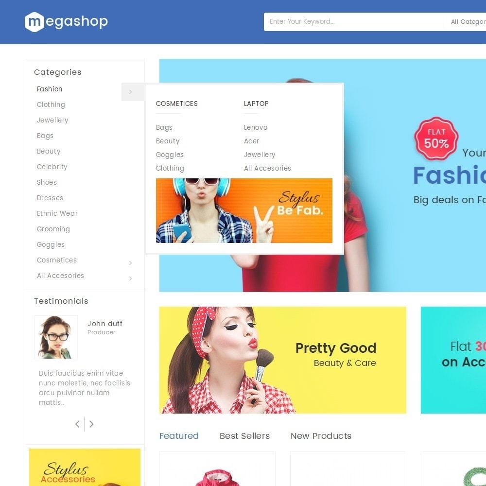 theme - Mode & Schoenen - Mega Fashion Store - 9