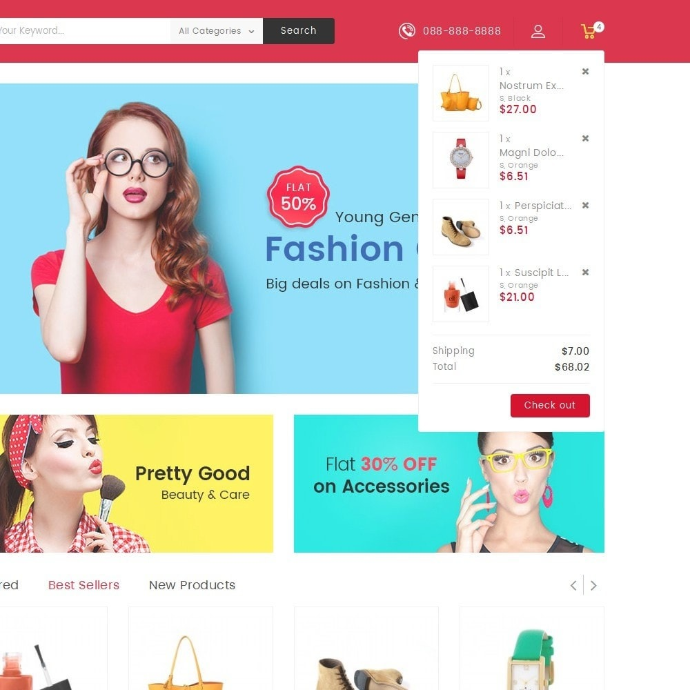 theme - Moda & Calçados - Mega Fashion Store - 10