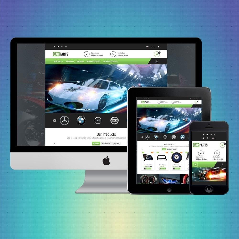 theme - Auto's & Motoren - VP_CarParts - 1
