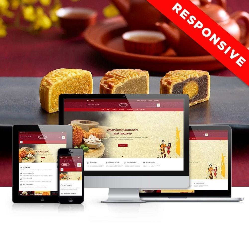 theme - Food & Restaurant - Ap Unionists - 1