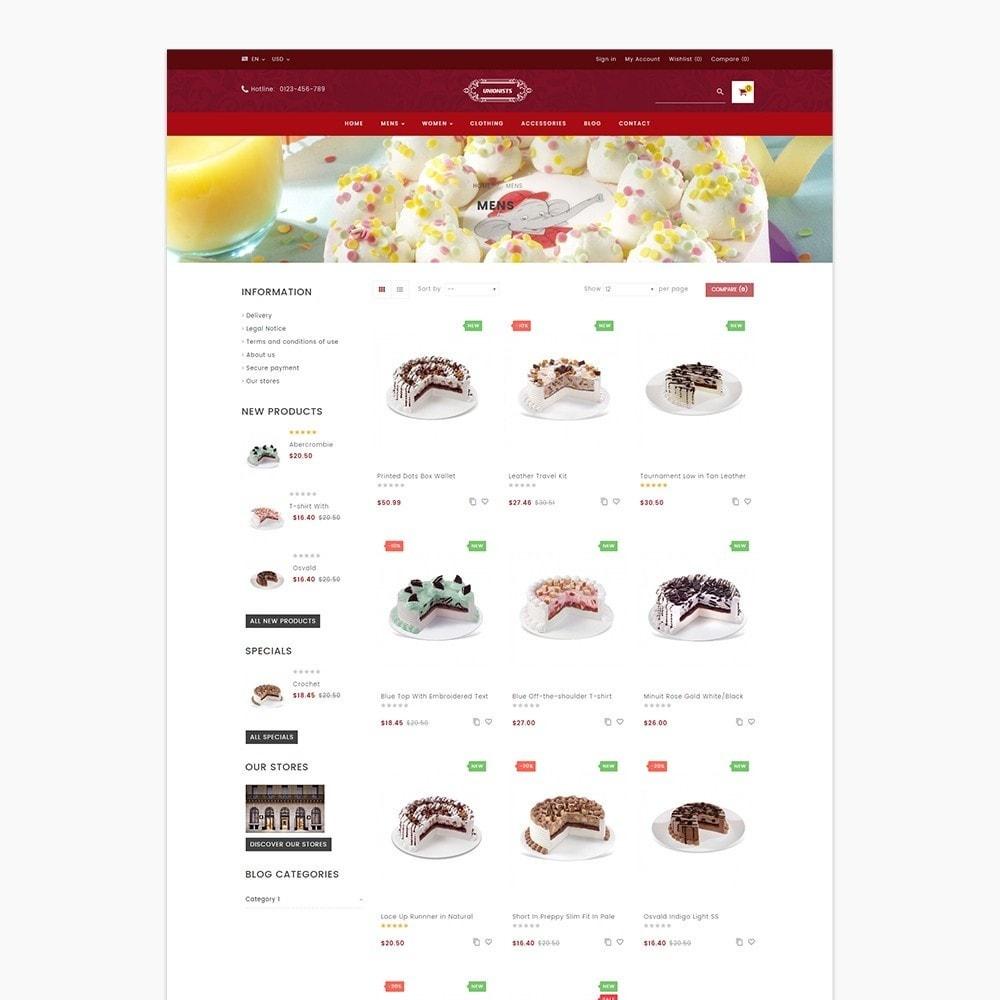 theme - Food & Restaurant - Ap Unionists - 3