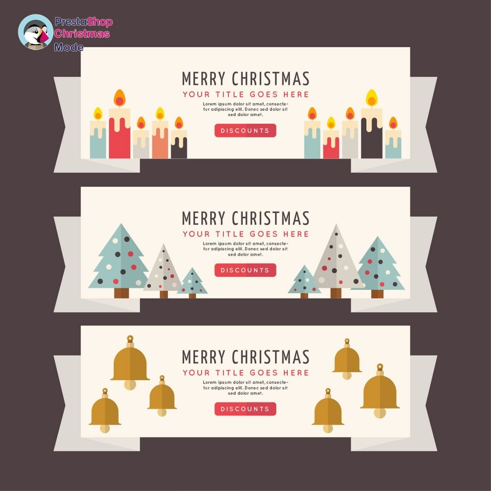 module - Personalización de la página - Christmas Mode - Shop design customizer - 16