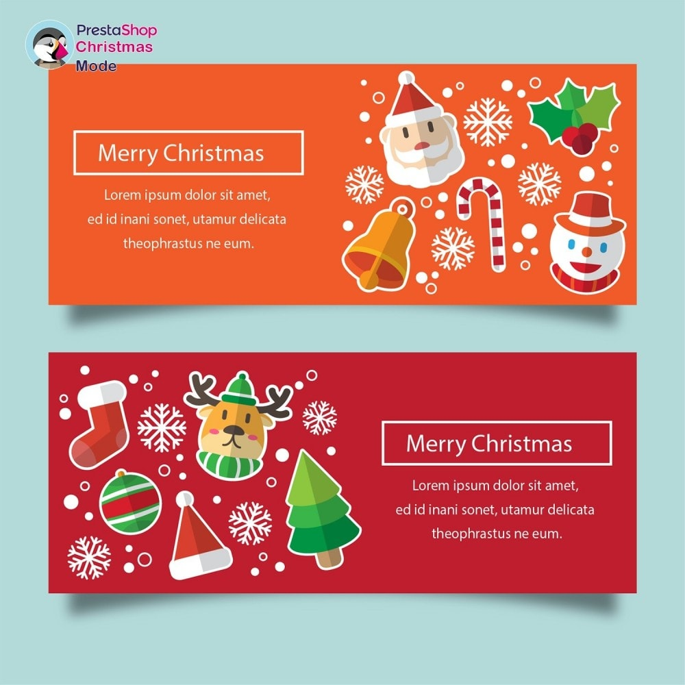 module - Personalización de la página - Christmas Mode - Shop design customizer - 17