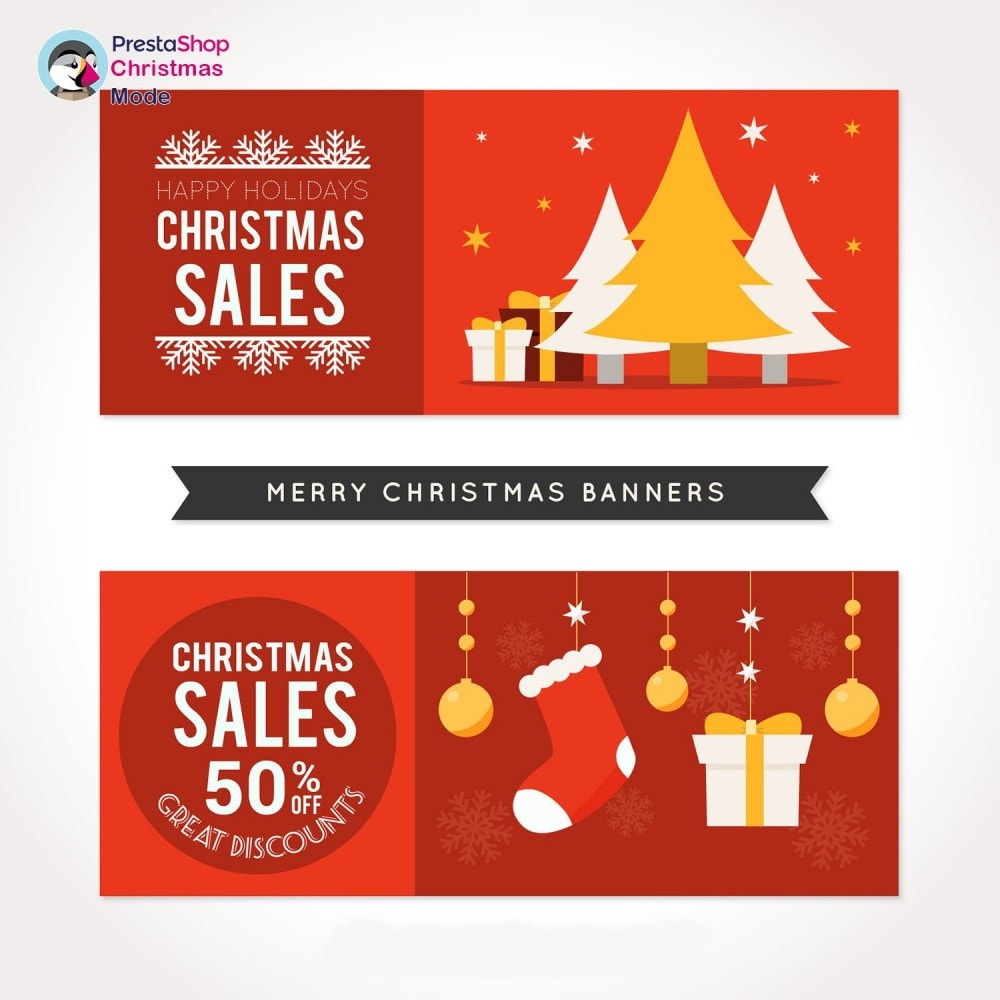 module - Personalización de la página - Christmas Mode - Shop design customizer - 18