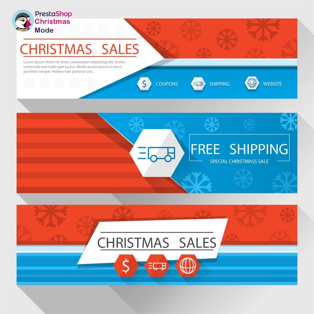 module - Personalización de la página - Christmas Mode - Shop design customizer - 21