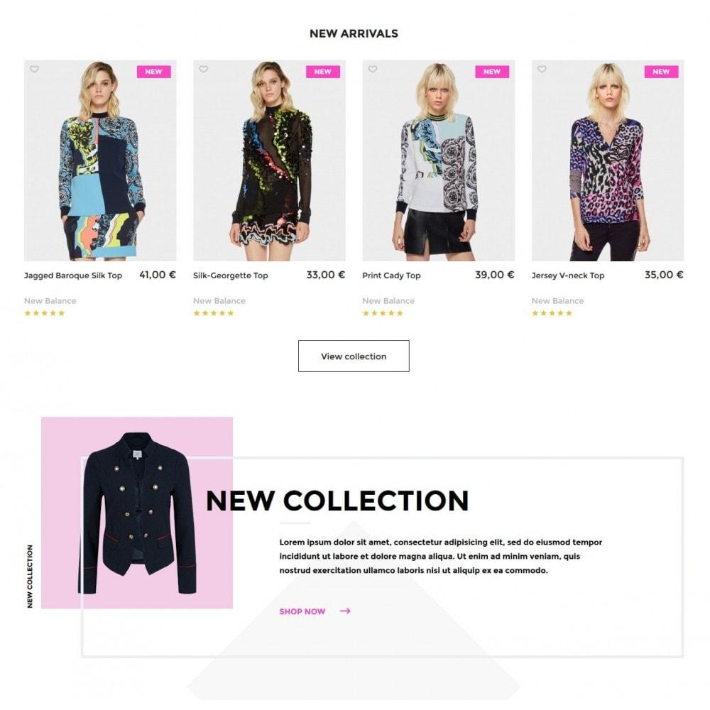 theme - Fashion & Shoes - Saphira Women's Clothing - 3