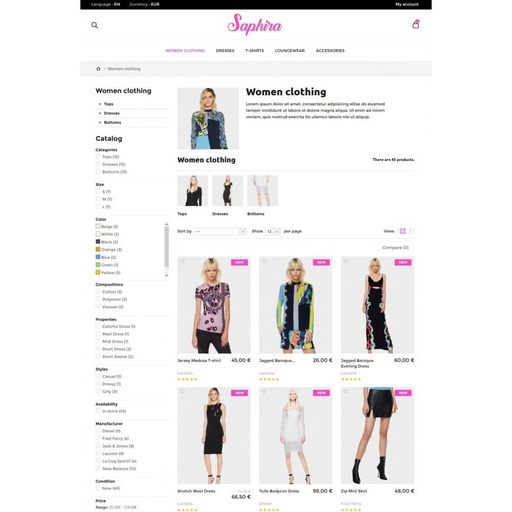 theme - Mode & Chaussures - Saphira Women's Clothing - 5