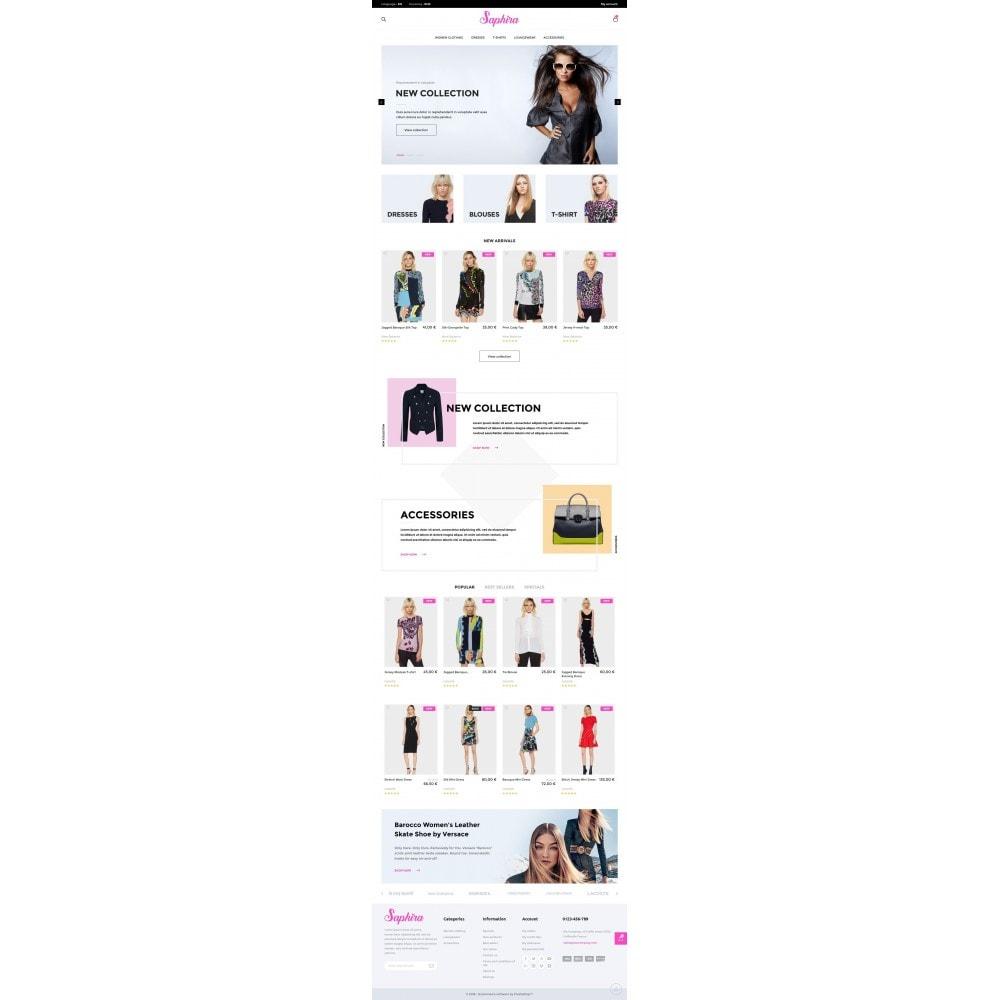 theme - Fashion & Shoes - Saphira Women's Clothing - 10