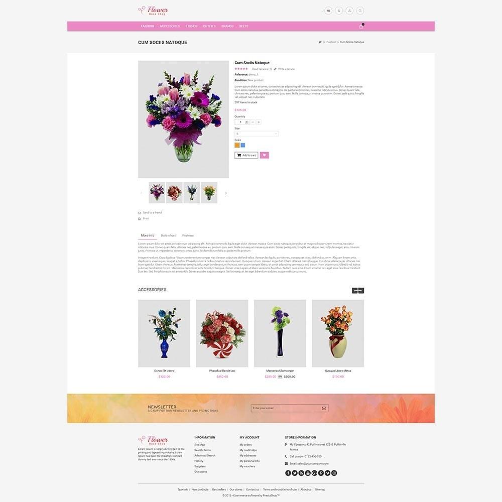 theme - Geschenke, Blumen & Feiern - Flower Store - 8