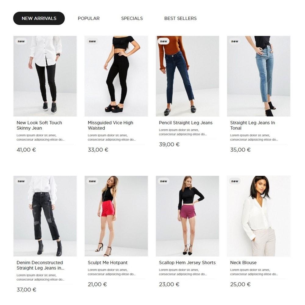 theme - Moda & Calçados - DressShop - 3