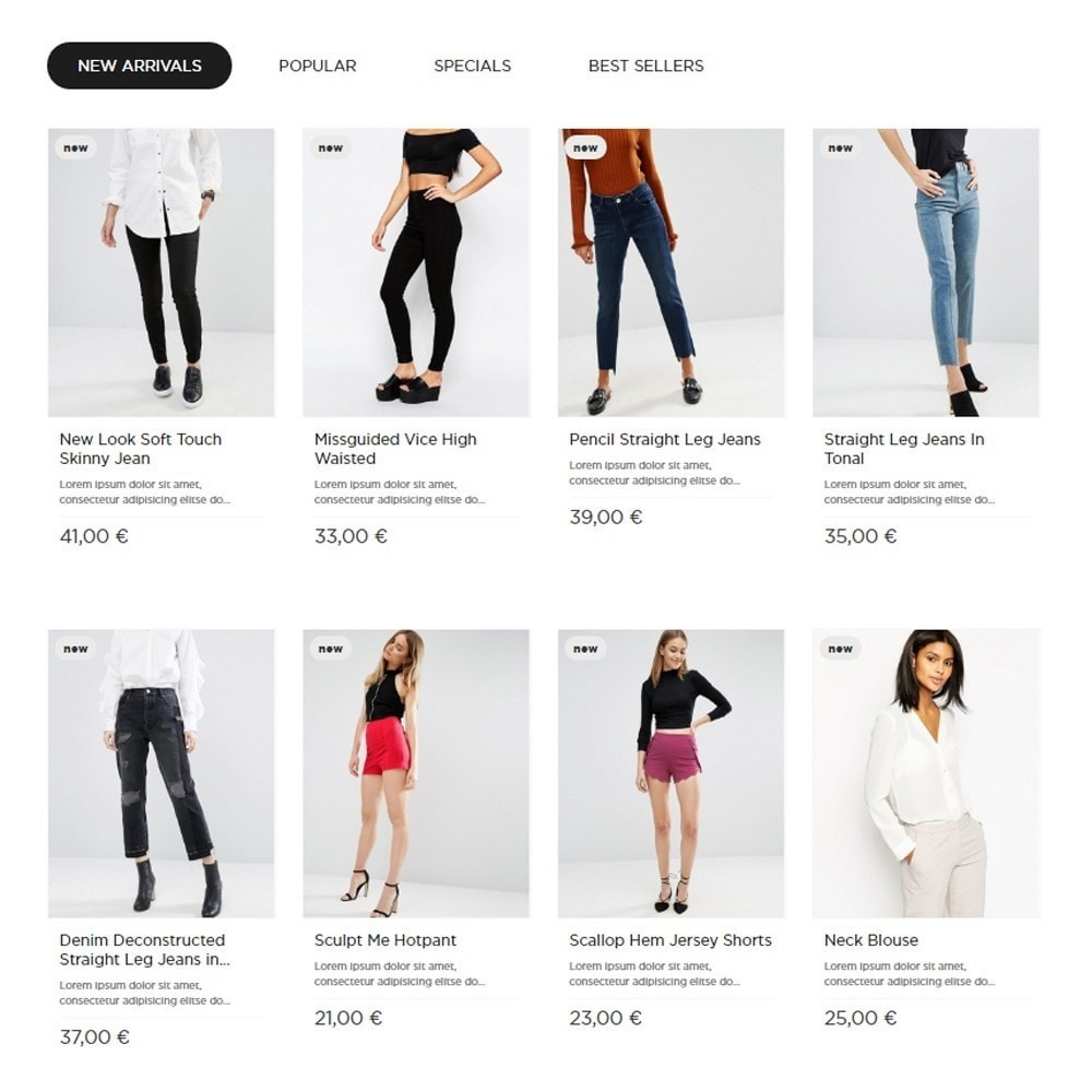 theme - Moda & Calzature - DressShop - 3