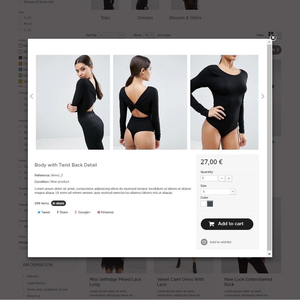 theme - Moda & Calçados - DressShop - 6