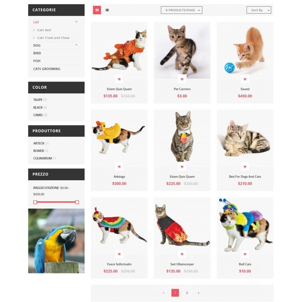 theme - Animals & Pets - JMS Pets - 9