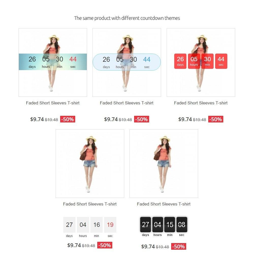 module - Flash & Private Sales - Product Countdown PRO - 2