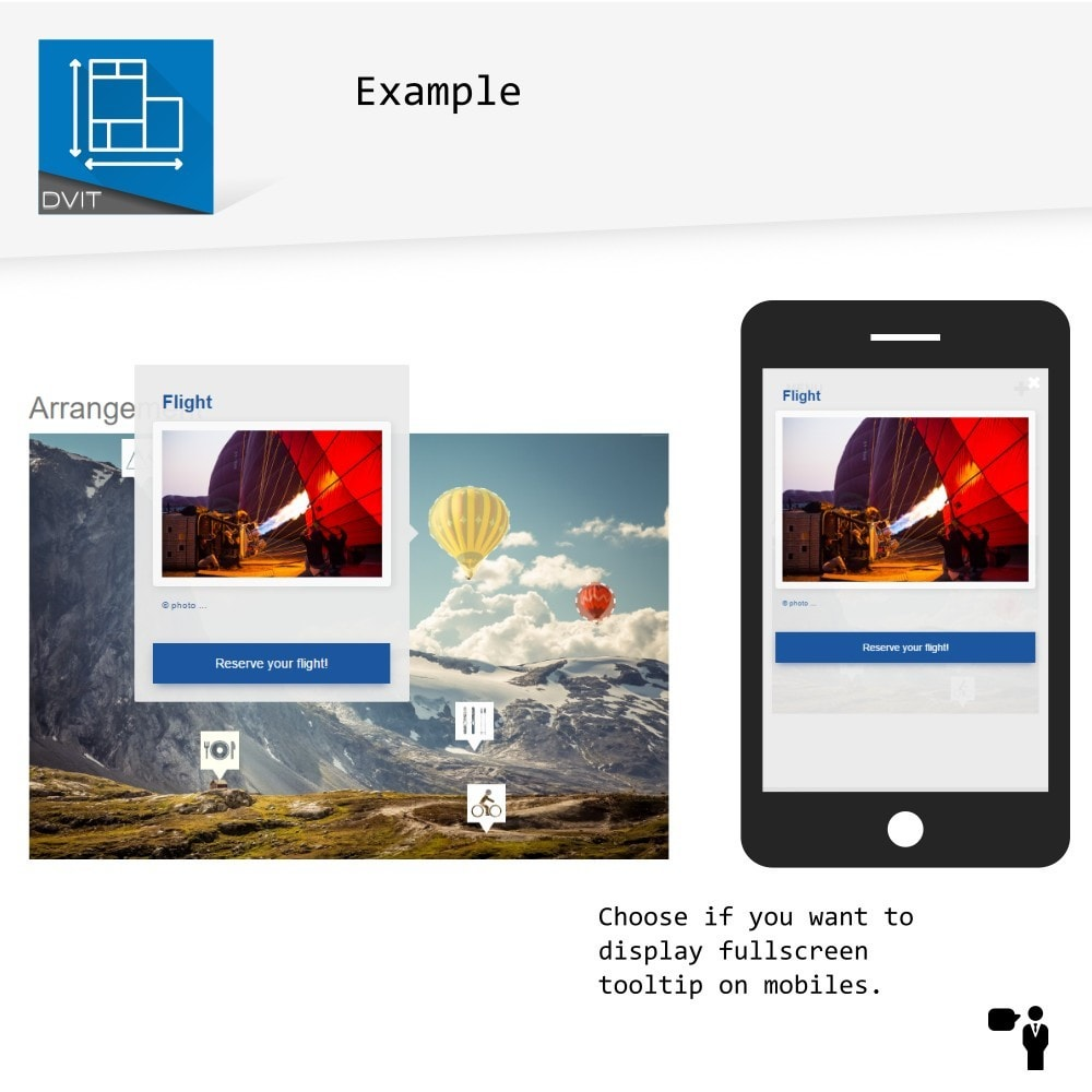 module - Personalisering van pagina's - Product Arrangement - 9