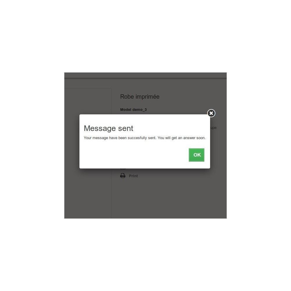 module - Formulaires de Contact & Sondages - ContactBox - formulaire de contact personnalisable - 4