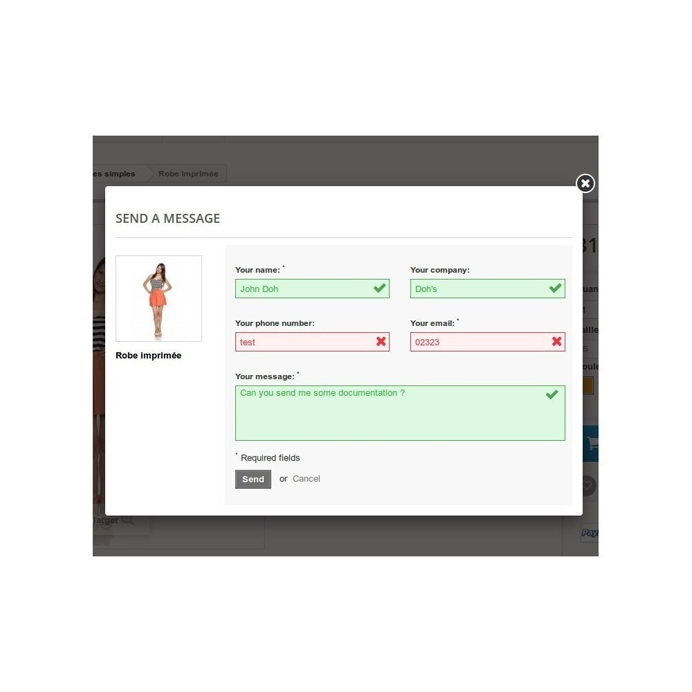 module - Contact Forms & Surveys - ContactBox: The ultimate multipurpose form - 3
