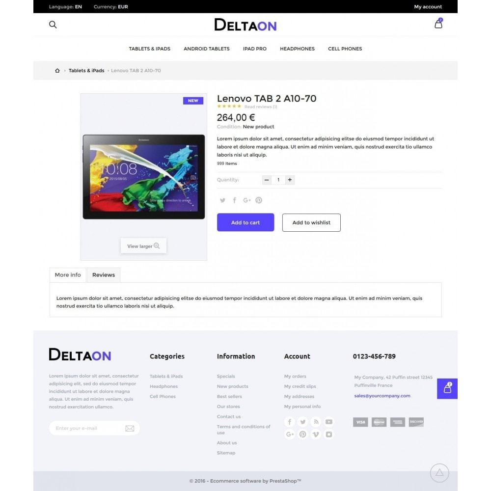 theme - Электроника и компьютеры - DeltaON Store - 6