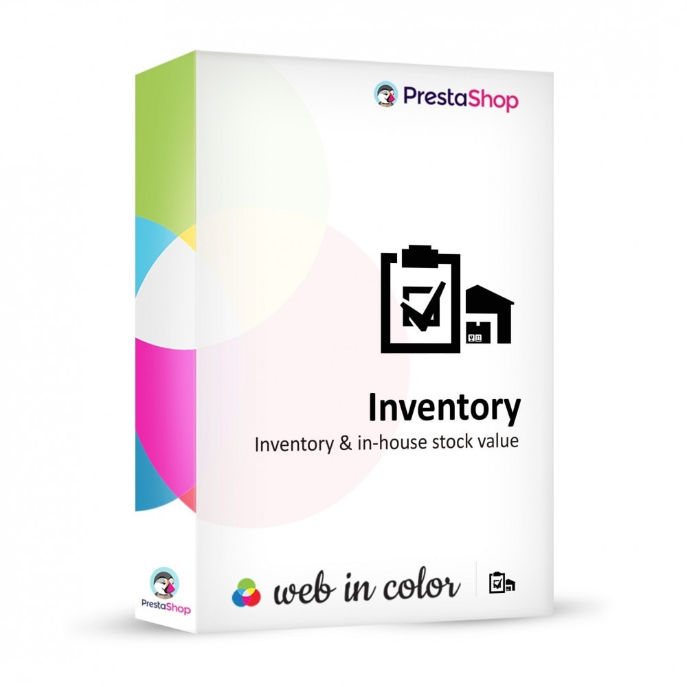 module - Zarządzanie zapasami &  Dostawcy - Inventory (scan or input fields) - 1