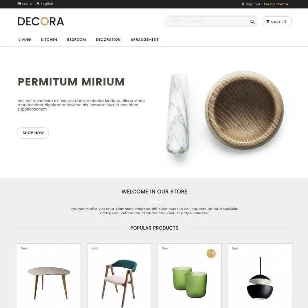 theme - Heim & Garten - Decora - 1
