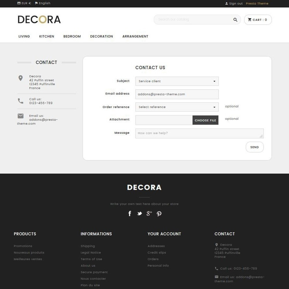 theme - Heim & Garten - Decora - 9