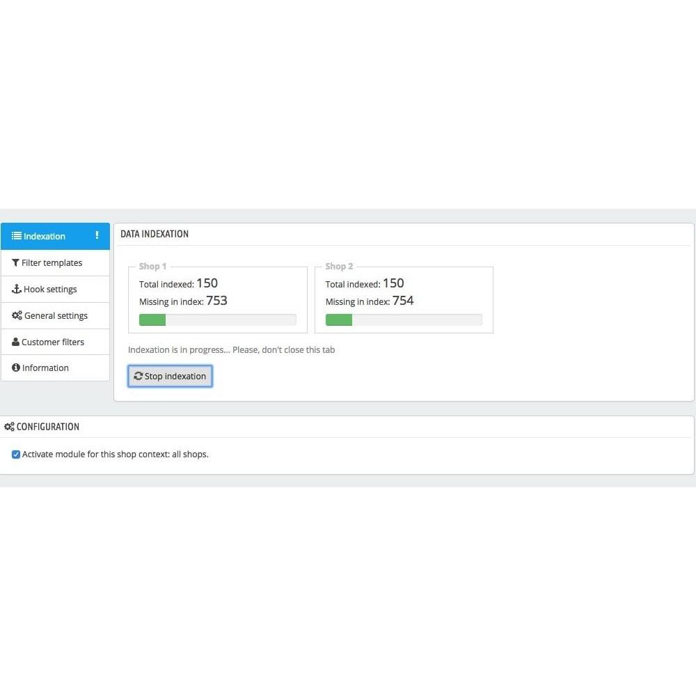 module - Pesquisa & Filtros - Amazzing filter - 2