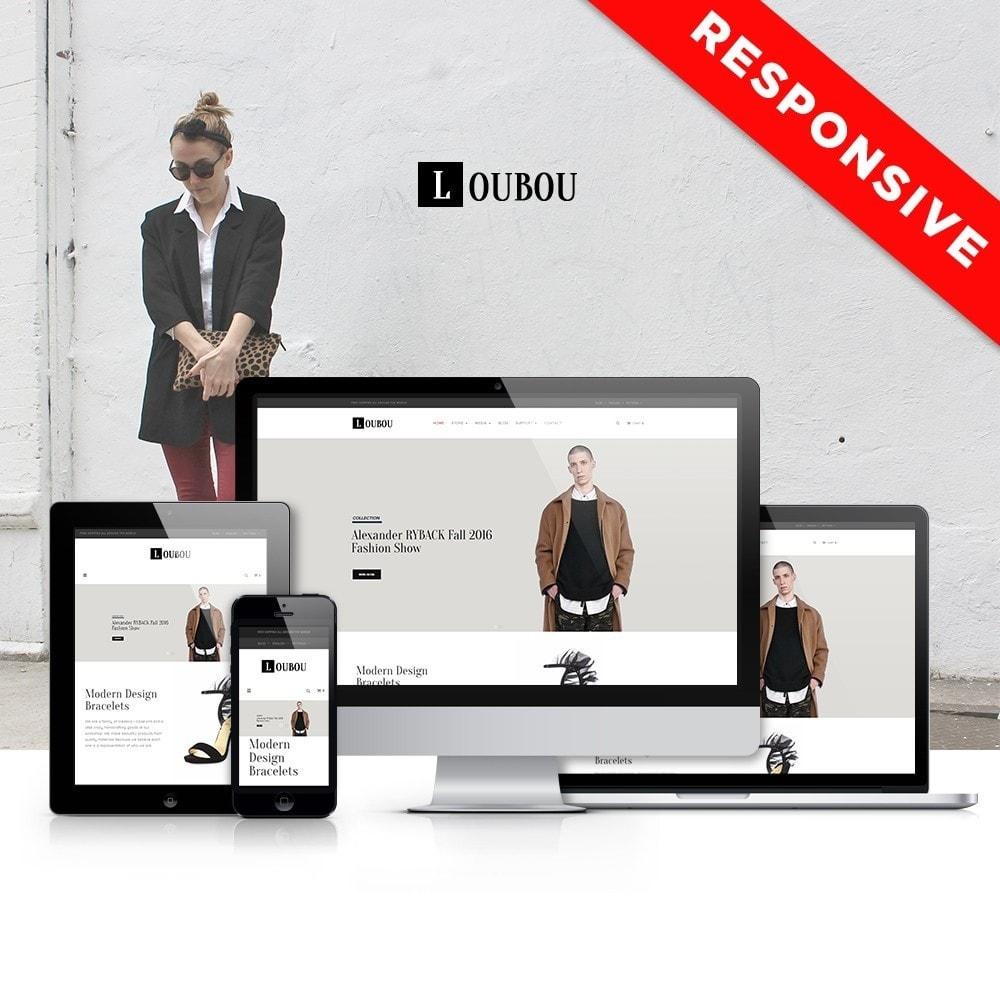 theme - Fashion & Shoes - Leo Loubou - 1