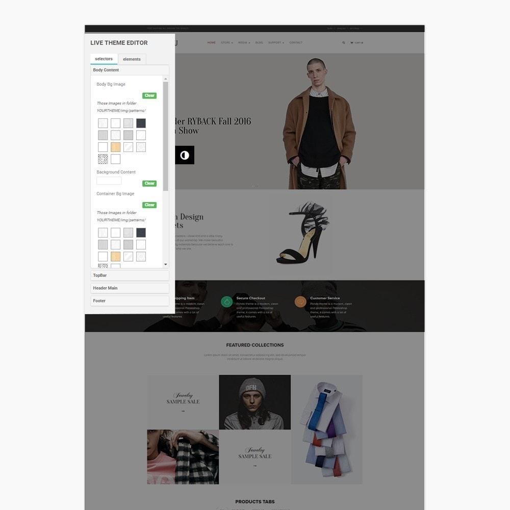 theme - Fashion & Shoes - Leo Loubou - 6