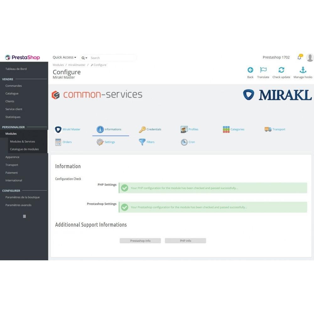 module - Торговая площадка - Mirakl - multi-marketplaces connector - 2