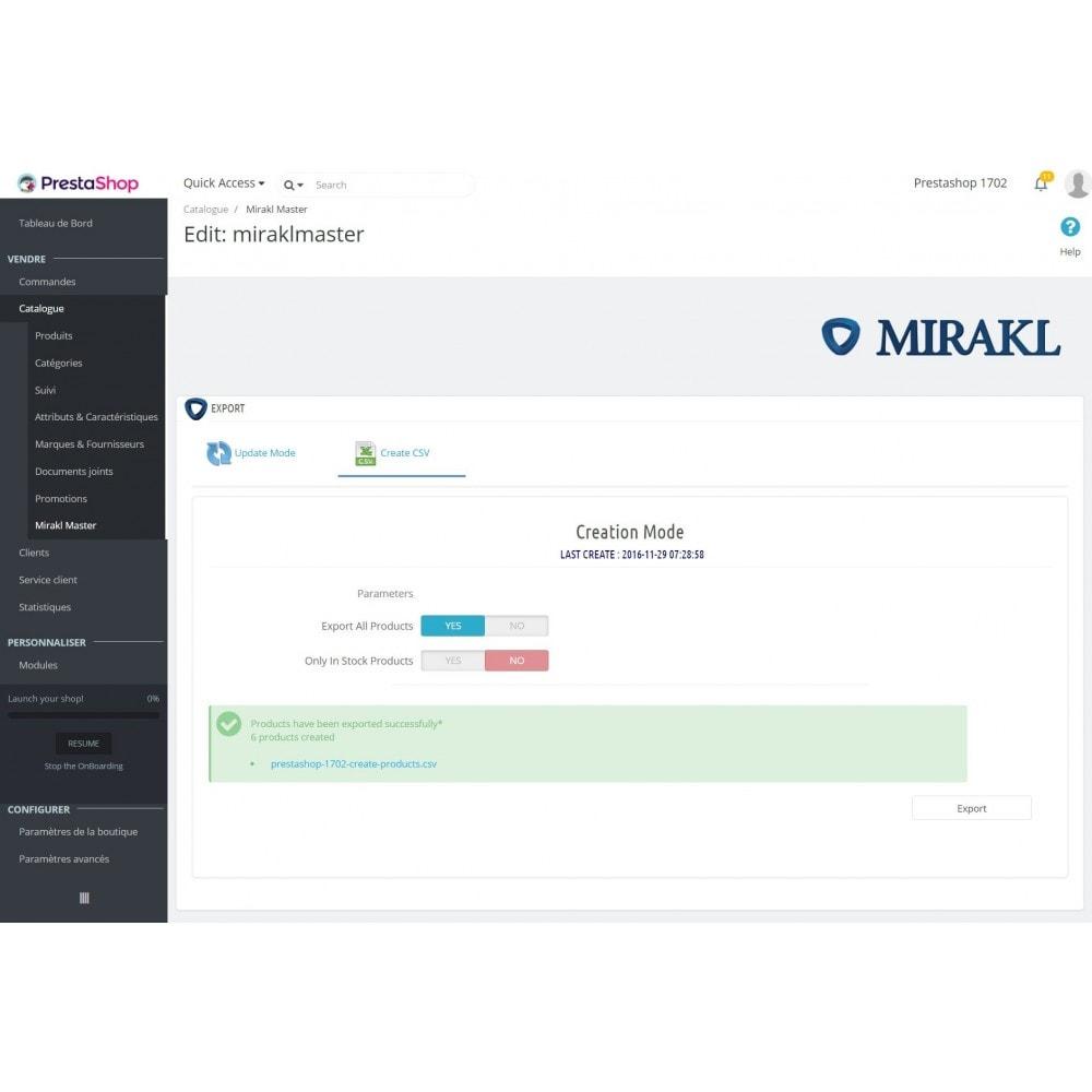 module - Торговая площадка - Mirakl - multi-marketplaces connector - 10