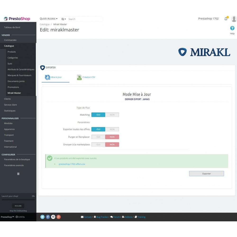 module - Marketplaces - Mirakl - Connecteur multi-marketplaces - 9